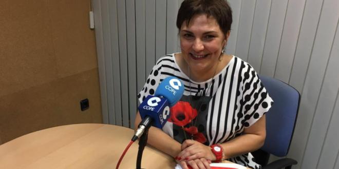 """Patricia Blanquer: """"El Partido Socialista es garantía de cambio"""""""