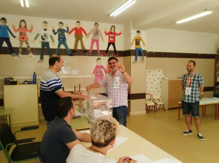 Vicent Molina, número 4 al Congreso por Alicante en las listas de 'A la Valenciana'