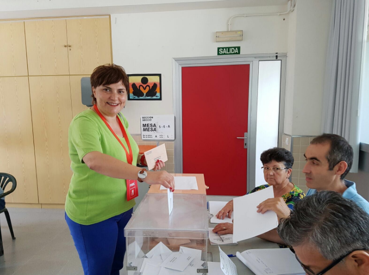 Patricia Blanquer, número 2 al Congreso por Alicante en las listas del Partido Socialista