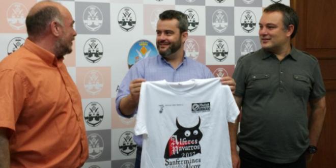 Este sábado llegan los Sanfermines Solidarios a Alcoy
