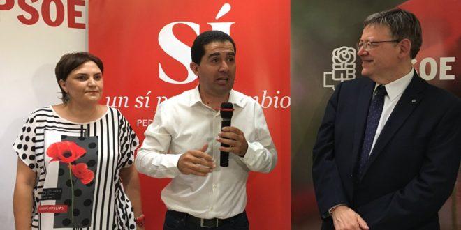 El PSOE de Alcoy inaugura su nueva sede