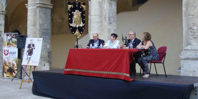 Cocentaina rinde homenaje a Antonio Borrás