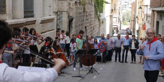 El Conservatorio abrió sus puertas el sábado