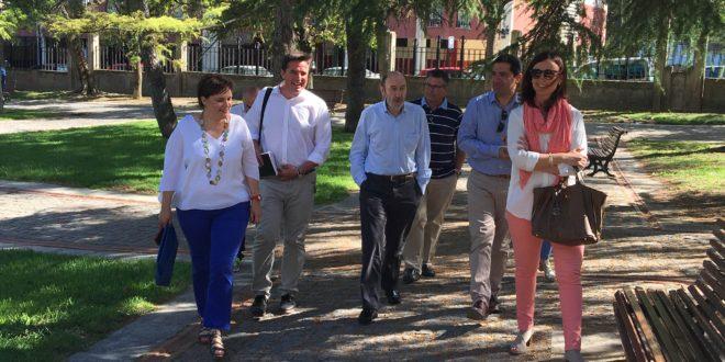 Alfredo Pérez Rubalcaba visita Alcoy