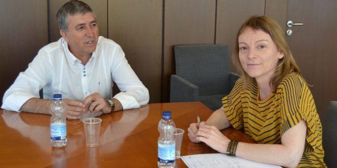 Benilloba propone a Conselleria mejoras en el Servef para los municipios