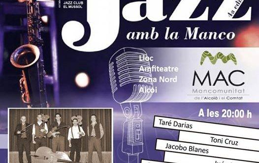 Nueva jornada de 'Jazz amb la Manco'