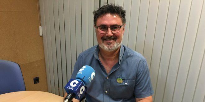 """Vicent Molina: """"Llevar la voz valenciana al Congreso es esencial"""""""
