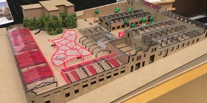 Guanyar Alcoi quiere en Rodes un espacio de cultura y conocimiento