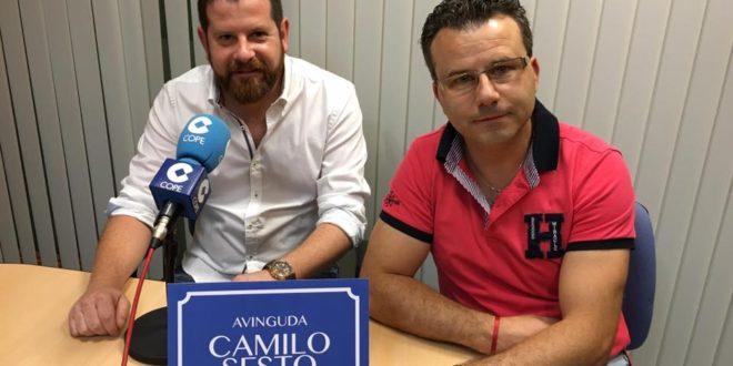 """""""Queremos que Alcoy le rinda a Camilo Sesto el homenaje que merece"""""""