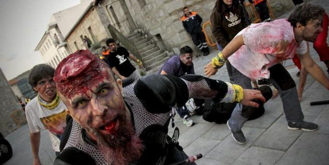 Survival Zombie en Alcoy