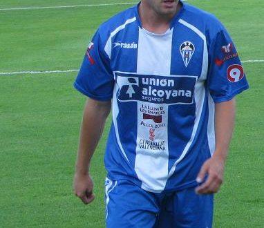 Álvaro García regresa al Alcoyano