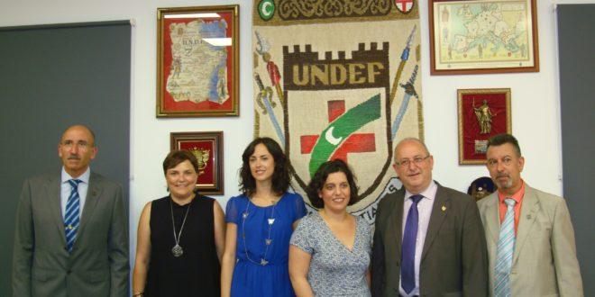 Cocentaina inaugura la sede de la UNDEF