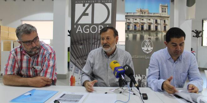 Alcoy busca reforzar el personal del Ágora