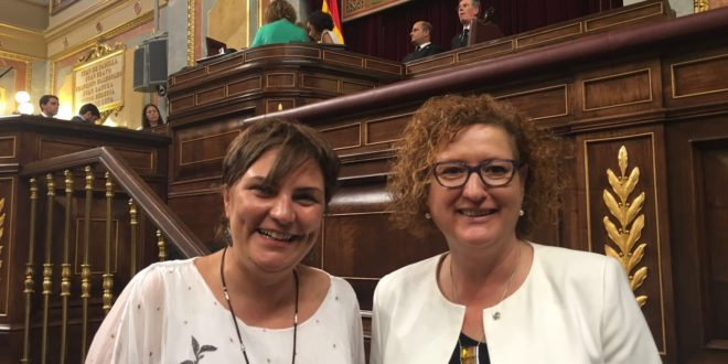 Presencia alcoyana en el Congreso de los Diputados