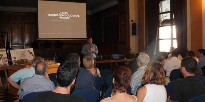 Alcoy iniciará en 2017 el proyecto de Rodes