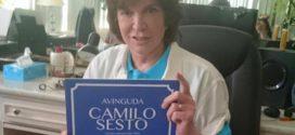Alcoy dedicará La Alameda a Camilo Sesto el próximo 28 de noviembre