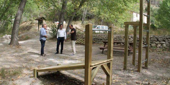 Alcoy invierte más de 50.000 euros en mejorar el Racó de Sant Bonaventura