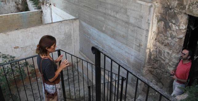 Alcoy adecuará el refugio de guerra de la calle Santo Tomás