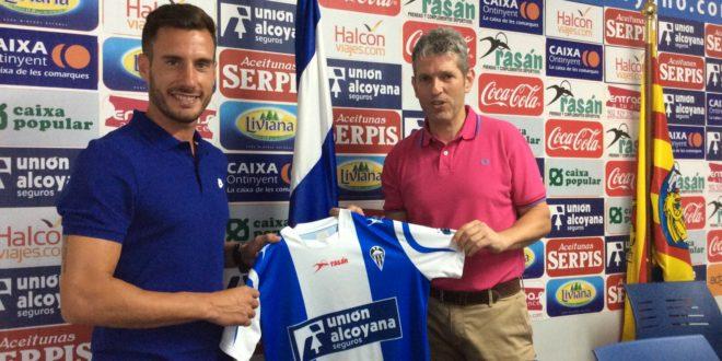 Jony Ñíguez acuerda la rescisión de su contrato con el Alcoyano