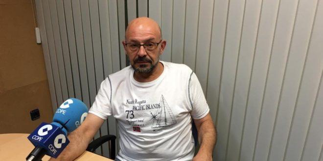 "Alexis Agulló, capitán cristiano Almogávares ""llevo treinta años en la Filà"""
