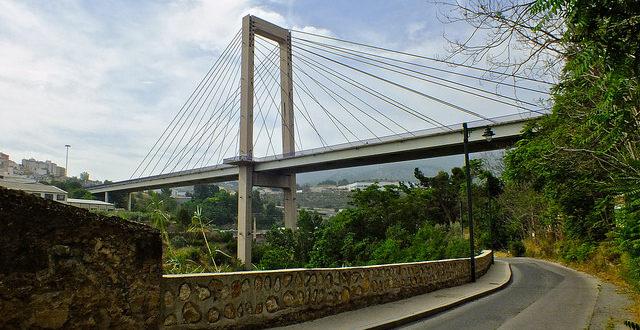 Abierto al tráfico el puente Fernando Reig