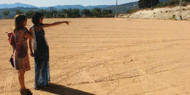 Aprobado el proyecto para la adecuación del Campo La Vía