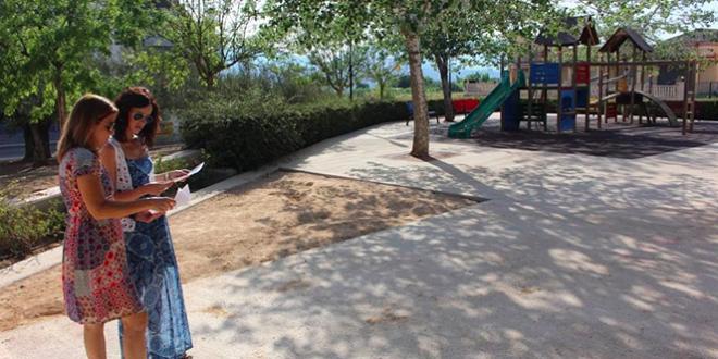 Cocentaina adaptará un parque para pequeños con movilidad reducida