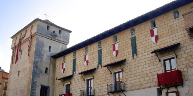 'Els Comptes' abren paso a la Semana Festera en Cocentaina