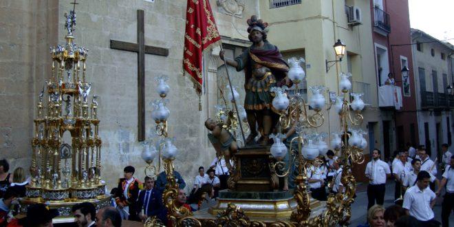Novenario en honor a San Hipólito Mártir