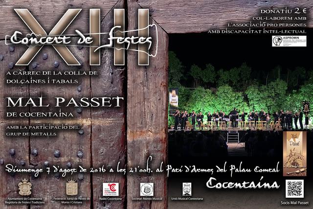 XIII Concert Festes 2016