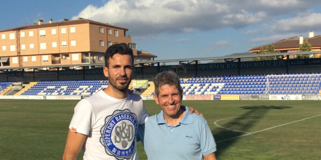 David Torres vuelve al Alcoyano