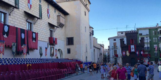 Más de 3.000 personas en las Entradas de Cocentaina
