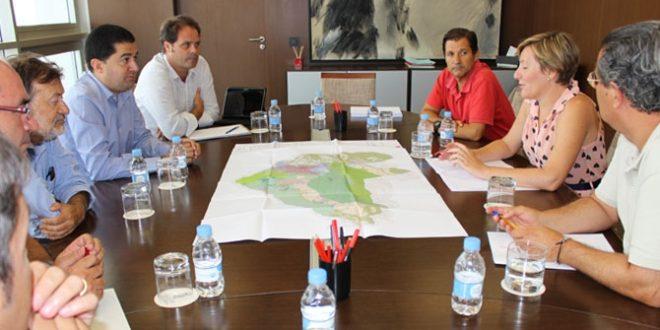 El Ayuntamiento lleva el PGOU a la Consellería de Territorio