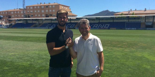 Mario Arques se incorpora al Deportivo