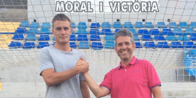 Miguel Bañuz firma hasta 2017 con el Alcoyano
