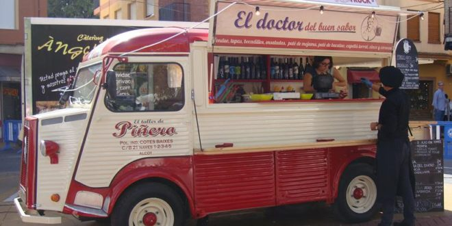 Llegan a Alcoy los 'Food Trucks'