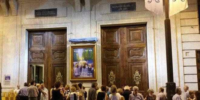 Comienza la semana grande de las fiestas de la Virgen de los Lirios