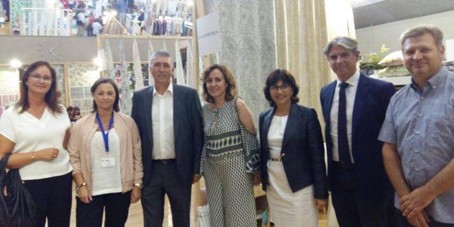 """Climent: """"las exportaciones consolidan el Textilhogar"""""""