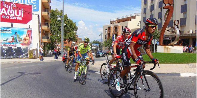 La comarca se entrega a la Vuelta Ciclista
