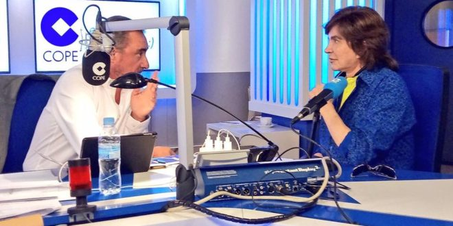 Carlos Herrera entrevista a Camilo Sesto