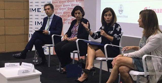 Alcoy analiza las claves del comercio exterior y del turismo de congresos