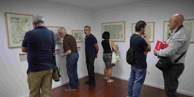 La Sede Universitaria de Banyeres ofrece una exposición cartográfica