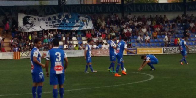 Sufrida victoria del Alcoyano ante el Barça B