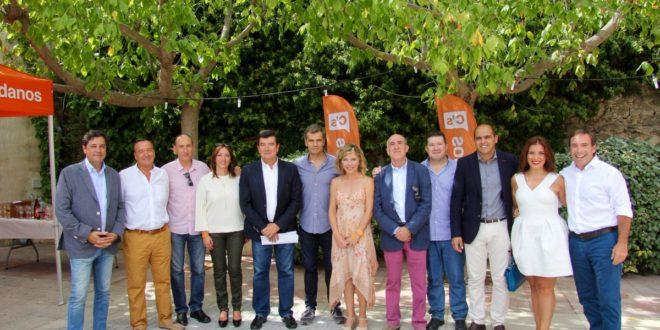 Ciudadanos Comunidad Valenciana inicia el curso político en Alcoy