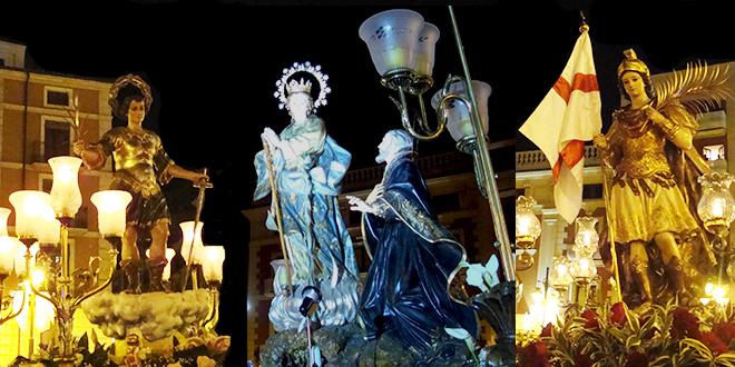 75 años de devoción por la Virgen de los Lirios