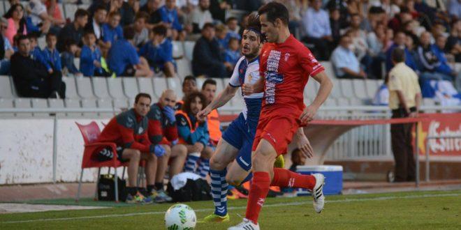 El Alcoyano empata frente al Sabadell
