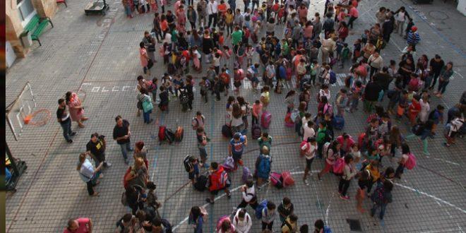 La vuelta al cole lleva a las aulas a 9.300 alumnos