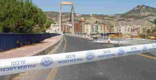 El puente de Fernando Reig sin fecha de apertura