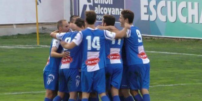 El Alcoyano se impone al Llagostera por 2-0