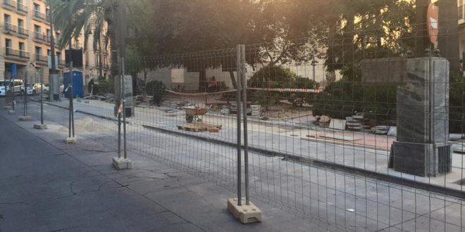 El Gobierno explica que se podrá aparcar en la calzada de País Valencià